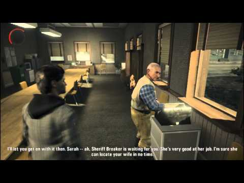 Let's Play - Alan Wake #4 - Whole lotta Cutscenes ¬¬