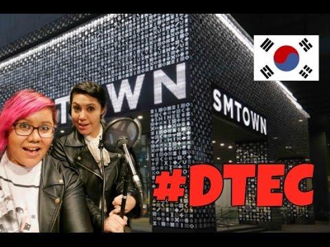 Tour por SM Town en COEX - Gangnam - Seul | Double Trouble TV 347 ♥ #DTEC