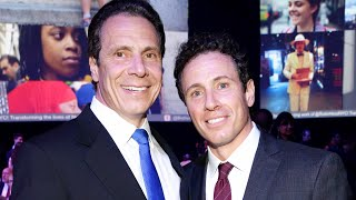 Watch the History of Chris and Andrew Cuomo's Brotherly Relationship