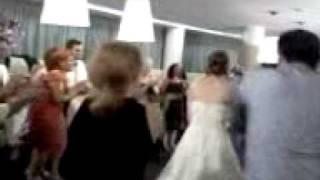 Mexican-Bulgarian wedding