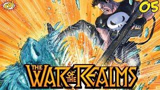 War of Realms Part - 5 || Punisher || Marvel Comics In Hindi || #comicverse