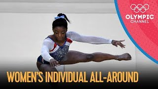 Women's Individual All-Around Final - Artistic Gymnastics | Rio 2016 Replay