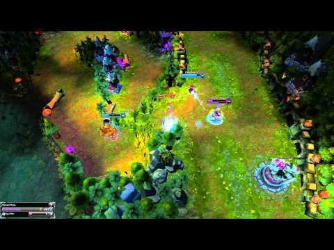 League Of Legends Top 5 Plays Week 134 - Smashpipe Games