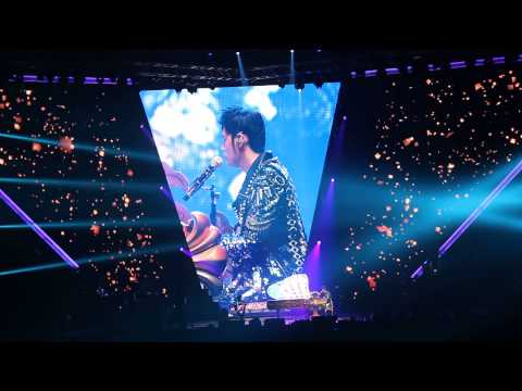 20141123《菊花台》周杰倫魔天倫2 世界巡迴演唱會香港站 (唱給曾志偉聽)