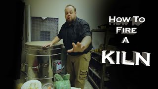 How to fire a kiln - Ceramics 101 - University of YouTube