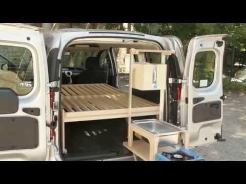 dacia logan mcv camping car amenagement dacia logan mcv. Black Bedroom Furniture Sets. Home Design Ideas