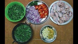 Home Made Chicken Dum Biryani
