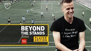 A Soccer Player's Vow to Impact the World - YouTube