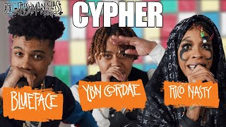 Blueface, YBN Cordae and Rico Nasty's 2019 XXL Freshman Cypher
