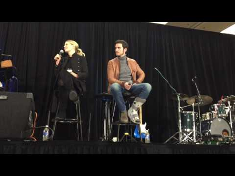 Morrison and O'Donoghue Gold Panel OUAT Vancouver 2017 - Part 1