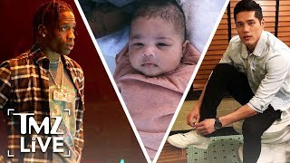 Kylie Jenner's Bodygaurd Is Not Her Baby Daddy! | TMZ Live