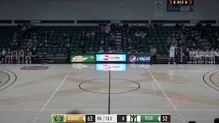Oredigger Women's Basketball vs. Rocky Mountain College 1.23.20