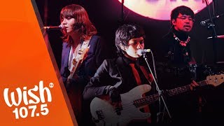 "IV of Spades performs ""Mundo"" LIVE on Wish 107.5"