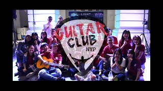 Strum! NYP Guitar Club Light to Night Festival 2018