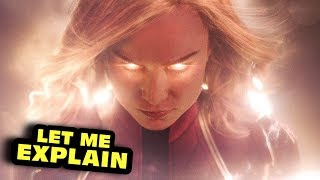 Captain Marvel Explained in 10 Minutes