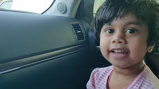 "3 year old haleema fazalulla singing ""ummante madithatt"""