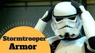 IN-DEPTH BREAKDOWN - Stormtrooper Armor Explained - Star Wars Canon & Legends Explained