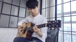 (Sungha Jung) On Cloud Nine – Sungha Jung