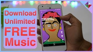 Best Free Music Downloader Apps for Unlimited FREE Music Downloads (2019)