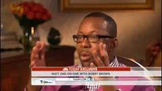EXCLUSIVE BOBBY BROWN INTERVIEW SPEAKS ABOUT WHITNEY HOUSTON