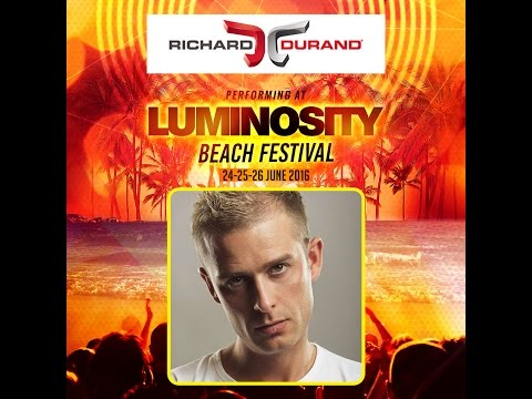 Richard Durand ISOS Classics @ Luminosity Beach Festival Afterparty 27-06-2016