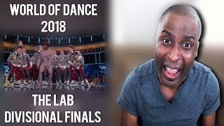 World of Dance 2018 - The Lab: Divisional Finals Reaction