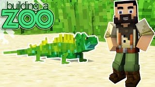 I'm Building A Zoo In Minecraft! - I Finally Found One! - EP12
