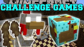 Minecraft: MUTANT TURKEY CHALLENGE GAMES - Lucky Block Mod - Modded Mini-Game