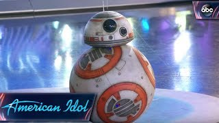 BB-8's Accidental Audition - American Idol 2018 on ABC