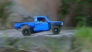 LEGO Technic Trophy Truck Adventures