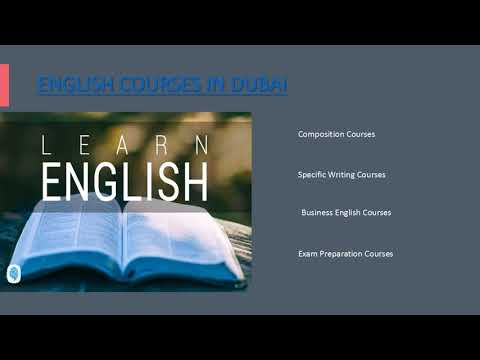 Spoken English classes - Learn English speaking - Learn Business English
