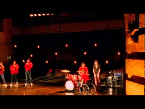 Glee-Don't Stop Believin' (Rachel Solo) [Full Performance]