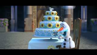 La reine des neiges : une fête givrée :  bande-annonce VO