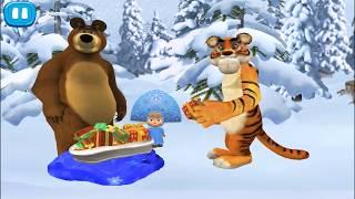 Маша и медведь.Новогодние подарки друзьям.