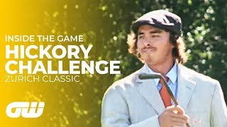Rickie Fowler & Justin Rose: The Hickory Golf Challenge   Golfing World