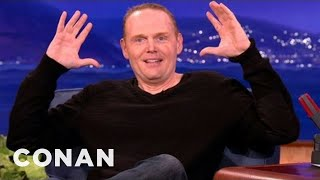 Bill Burr Thinks Most People Online Are Evil - CONAN on TBS