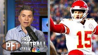 PFT Draft: Way-too-early MVP candidates | Pro Football Talk | NBC Sports