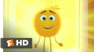 The Emoji Movie (2017) - A New Face Scene (10/10) | Movieclips