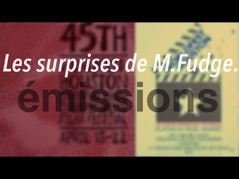 Les surprises de M. Fudge
