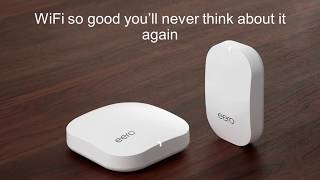 Eero Training May2018