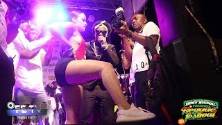 Charly Black Pulls Off A Fiery Performance For Busy Signal's Show
