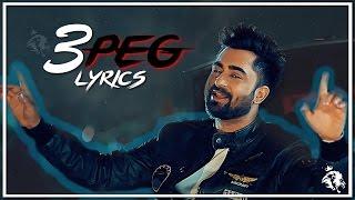 3 Peg | Sharry Mann | Lyrics | Mista Baaz  | Latest Punjabi Songs 2016 | Syco TM