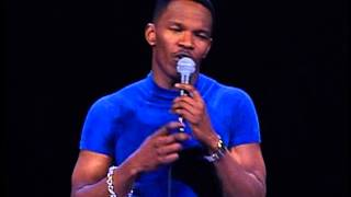 Jamie Foxx - I Usually Don't Do This (Stand Up Comedy) Part 1