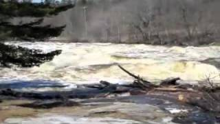 Big Fork River at Big Falls, MN