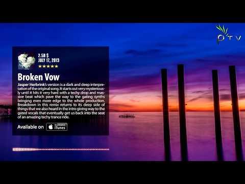 Airzoom & CJ SN - Broken Vow (Jasper Herbrink Remix) |Pulsar Recordings|