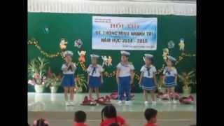 Hội thi bé thông minh nhanh trí 2015 - Trường Thực Hành Sư Phạm Trà Vinh