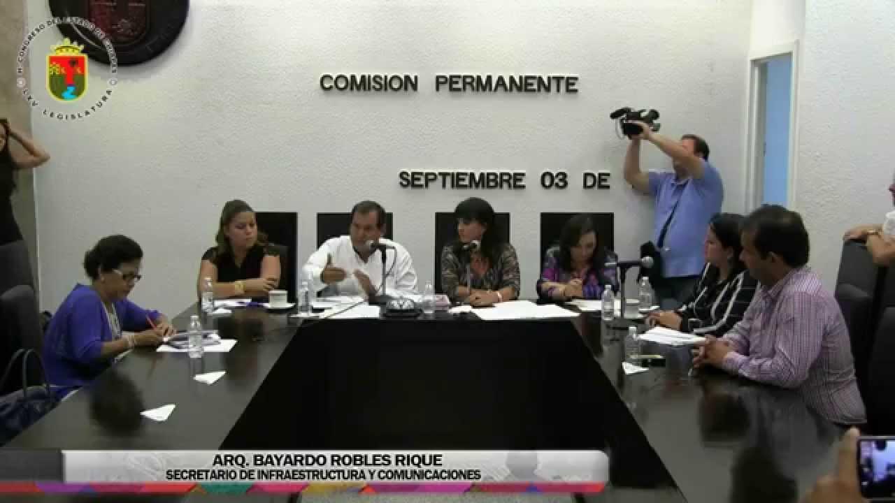 Comisión Permanente 03 de Septiembre de 2014