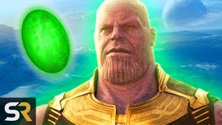 Avengers Theory: Did Thanos Time Travel At The End Of Infinity War?