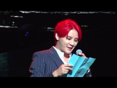 141230 Beautiful Thing- 김준수 Junsu -XIA Balllad&Musical vol.3-