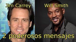 """Jim Carrey, Will Smith 2 poderosos mensajes """"CULPA Y RESPONSABILIDAD"""""""